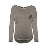 Basic Shirt mit Brusttasche, olio