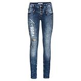 Jeans mit Details 80cm, denim