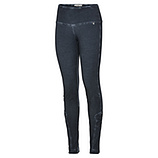 Baumwoll-Leggings mit Verzierung 72cm, night