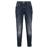 Lässige Boyfriend-Jeans 70cm, darkdenim