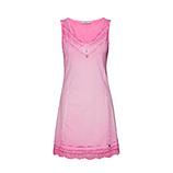 Basic Top mit Spitze 84cm, baby pink