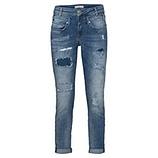 Jeans im destroyed-Look 72cm, denim