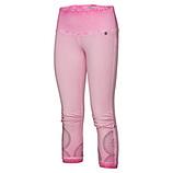Baumwoll-Leggings mit Ziersteinen 55cm, baby pink