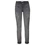 Jeans mit Anhängern 82cm, magnet