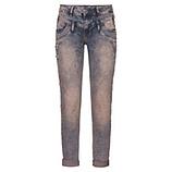 Jeans mit Anhängern 80cm, dark denim