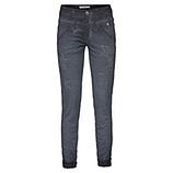 Jeans mit Sternen 80cm, night