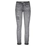 Jeans mit Floral-Design 82cm, eiffelturm