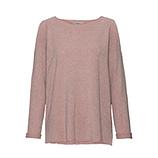 Pullover mit Off-Shoulder, rosé