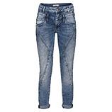 Jeans mit Ziersteinen 72cm, light blue