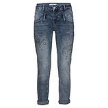 Jeans mit Stern-Motiv 72cm, denim