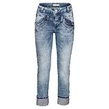 Jeans mit Ziersteinen 65cm, denim