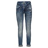Jeans mit Ziersteinchen 80cm, denim