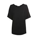 COSY Shirt 'LOVE', schwarz