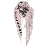 Schal mit vielseitigen Designs, rosenholz