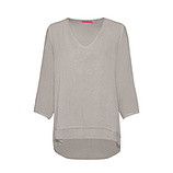 Bluse im Layering-Look, pepper