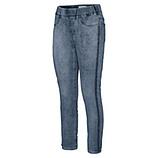 Jeggings mit Nieten 66cm, light blue