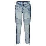 Jeans im Biker-Look 64cm, bleached