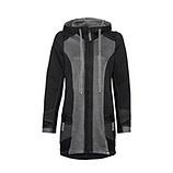 Jacke mit Rücken-Print, anthra-schwarz