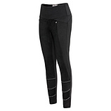 Leggings mit Wilderleder-Optik 70cm, schwarz