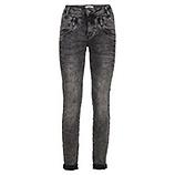 Sweat-Jeans mit Nieten 80cm, grey