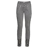 Sweat-Hose mit Schnürung 78cm, grau