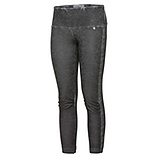 Baumwoll-Leggings in Leder-Optik 60cm, magnet