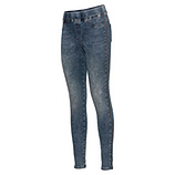 Jeggings mit Galonstreifen 76cm, dark blue
