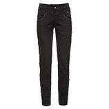 Sweat-Hose mit Ösen-Schnürung 78cm, schwarz