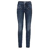 Sweat-Jeans mit Glitzersteinchen 80cm, blue