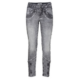 Jeans im Biker-Look 70cm, grey