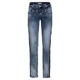 Jeans mit geradem Bein 80cm, light blue