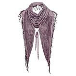 Schal mit Kreuzschnürung, provence