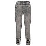 Jeggings mit Glitzersteinen 64cm, grey