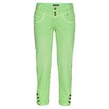 Sweat-Hose mit Knöpfen 64cm, grün
