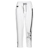 COSY Sweat-Pant mit Stern 60cm, weiß