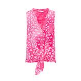 Blusen-Top, pink