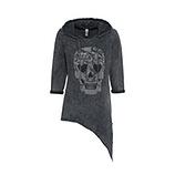 Shirt mit Front-Design, magnet