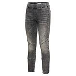 Jeggings im Biker-Look 72cm, dark grey