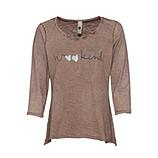 Shirt 'Weekend', savanne