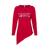 Shirt 'Fabulous', red love