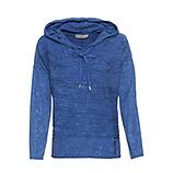 COSY Shirt mit Ösen, blue glow