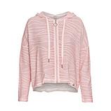 COSY Shirt-Jacke mit Struktur, rosenholz
