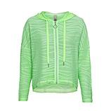 COSY Shirt-Jacke mit Struktur, green glow