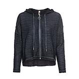 COSY Shirt-Jacke mit Struktur, navy