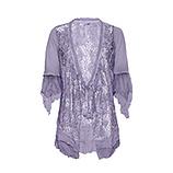 ONLINE EXKLUSIV: Jacke aus Floral-Spitze, lilac