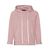 COSY Home-Wear Hoodie, rosenholz