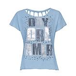 Shirt 'Daydreamer', eiskristall