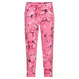 COSY Hose im Alloverprint, pink glow