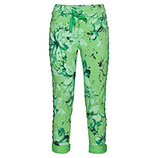 COSY Hose im Alloverprint, green glow