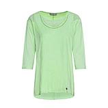 COSY Shirt mit Netz, green glow
